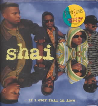 IF I EVER FALL IN LOVE BY SHAI (CD)
