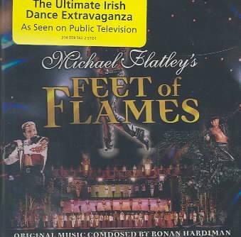 FEET OF FLAMES BY FLATLEY,MICHAEL (CD)
